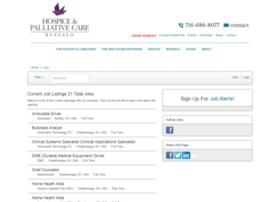 hospicebuffalojobs.iapplicants.com
