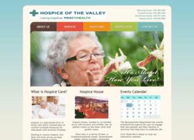 hospiceofthevalley.com