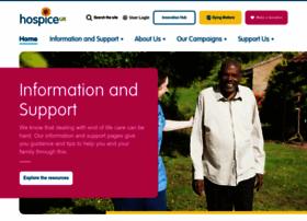 hospiceuk.org