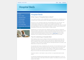 hospitalbeds.org.uk