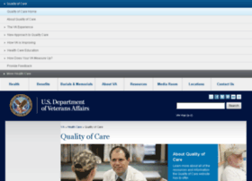 hospitalcompare.va.gov