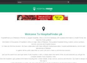 hospitalfinder.pk