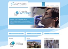 hospitalia.cl