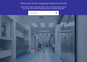 hospitalinduction.com