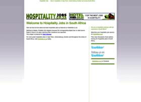 hospitalityjobs.co.za