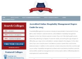 hospitalitymanagementschools.org