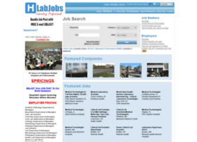 hospitallabjobs.com