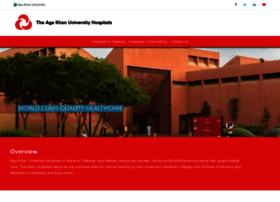 hospitals.aku.edu