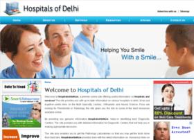 hospitalsofdelhi.in