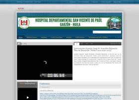 hospitalsvpgarzon.gov.co