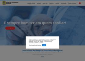 hospitalveterinariopompeia.com.br