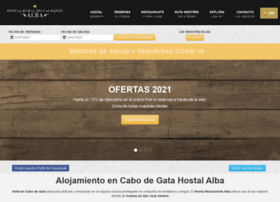 hostal-alba.com
