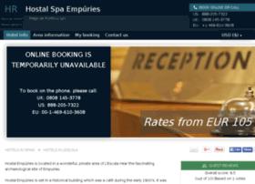 hostal-empuries-l-escala.h-rez.com
