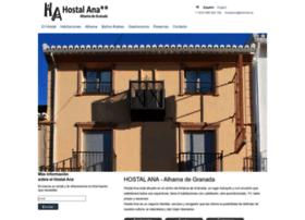 hostalana.com