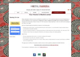 hostalbarrera.com