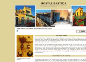 hostalbastida.com