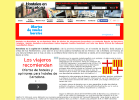 hostalesenbarcelona.net
