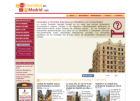 hostalesenmadrid.net
