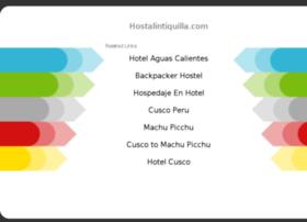 hostalintiquilla.com
