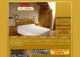 hostallafabrica.com