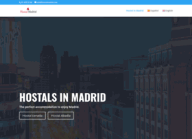 hostalmadrid.com