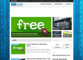 hostcaliber.com
