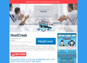 hostcreek.com