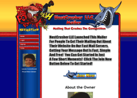 Hostcrusherllcmailer.com