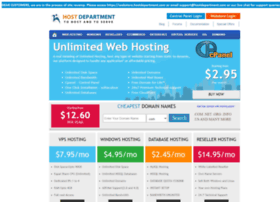 hostdepartment.com