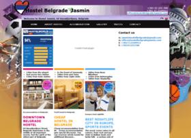 hostelbelgradejasmin.com