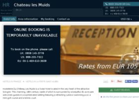 hostellerie-chateau-muids.h-rez.com