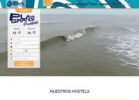 hostelplayagrande.com.ar