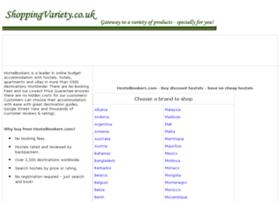 hostels-cheap-hotels.shoppingvariety.co.uk