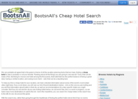 hostels.bootsnall.co.uk