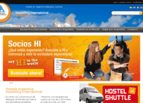 hostels.org.ar