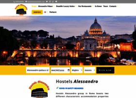 hostelsalessandro.com