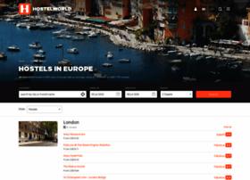 hostelseurope.com