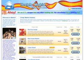 hostelsinmadrid.org