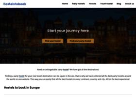 hostelstobook.com