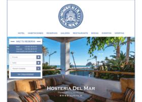 hosteriadelmar.net