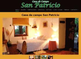 hosteriasanpatricio.com.ar