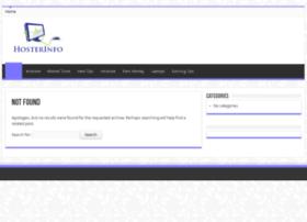 hosterinfo.com