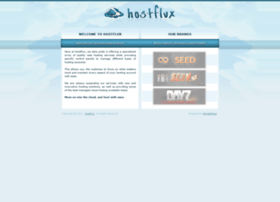 hostflux.net