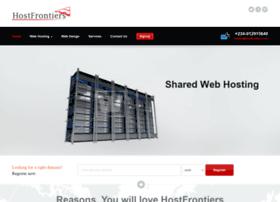 hostfrontiers.com