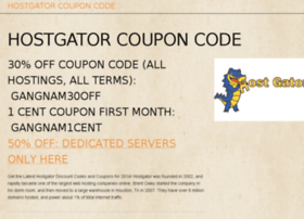 hostgatorcoupon45.snappages.com