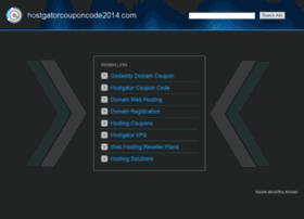 hostgatorcouponcode2014.com