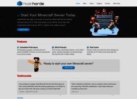 hosthorde.com