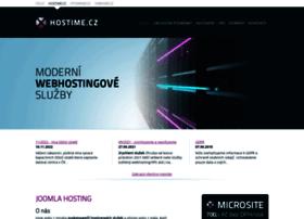 hostime.cz