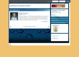 hosting-24869.tributes.com
