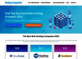 hosting-comparison.com